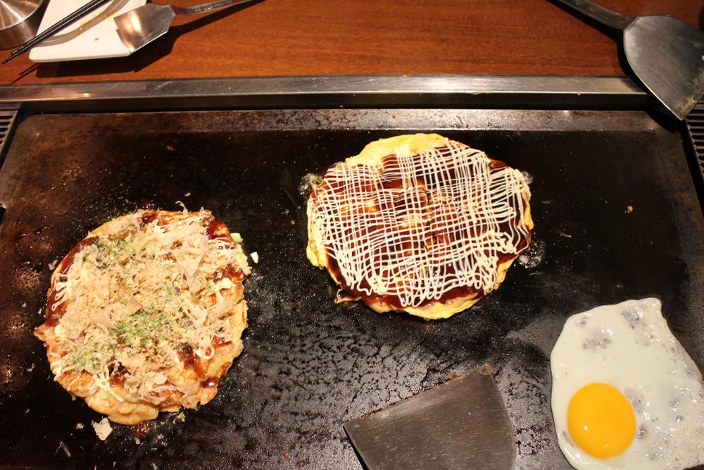okonomiyaki nipponya. Black Bedroom Furniture Sets. Home Design Ideas