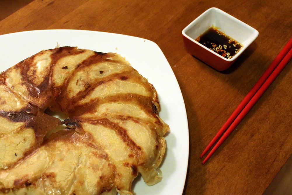 GYOZA NO TARE - Soße für Teiggerichte