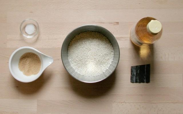 SUSHIMESHI - der Reis des Sushis