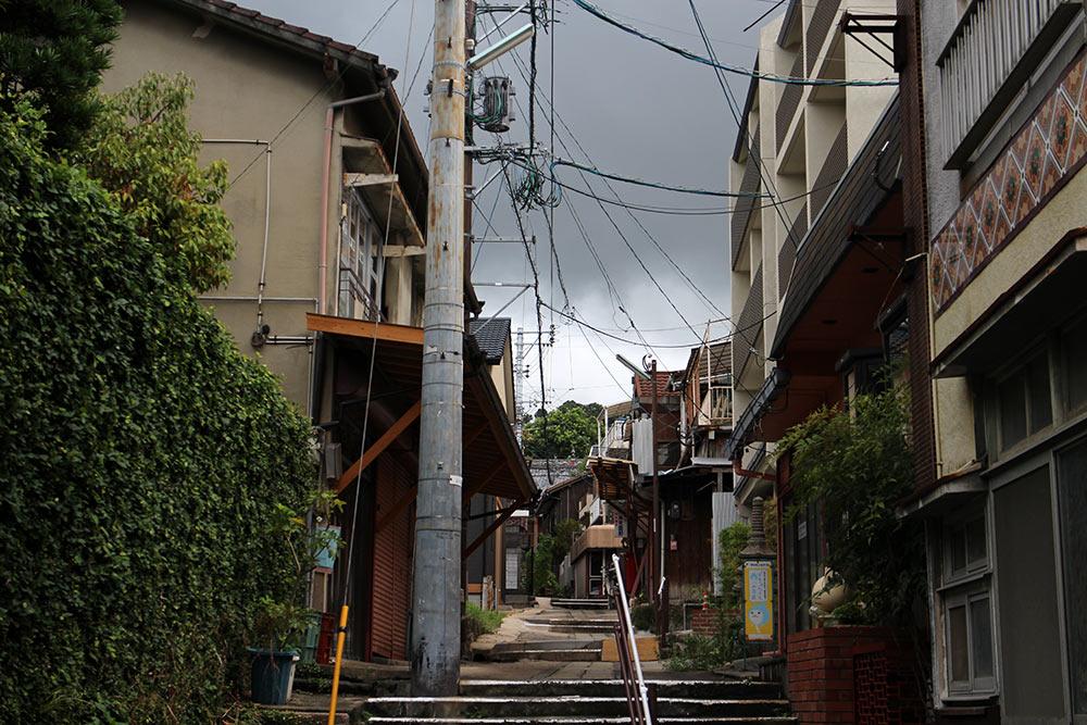 Nagasaki: Shinchi – Chinatown
