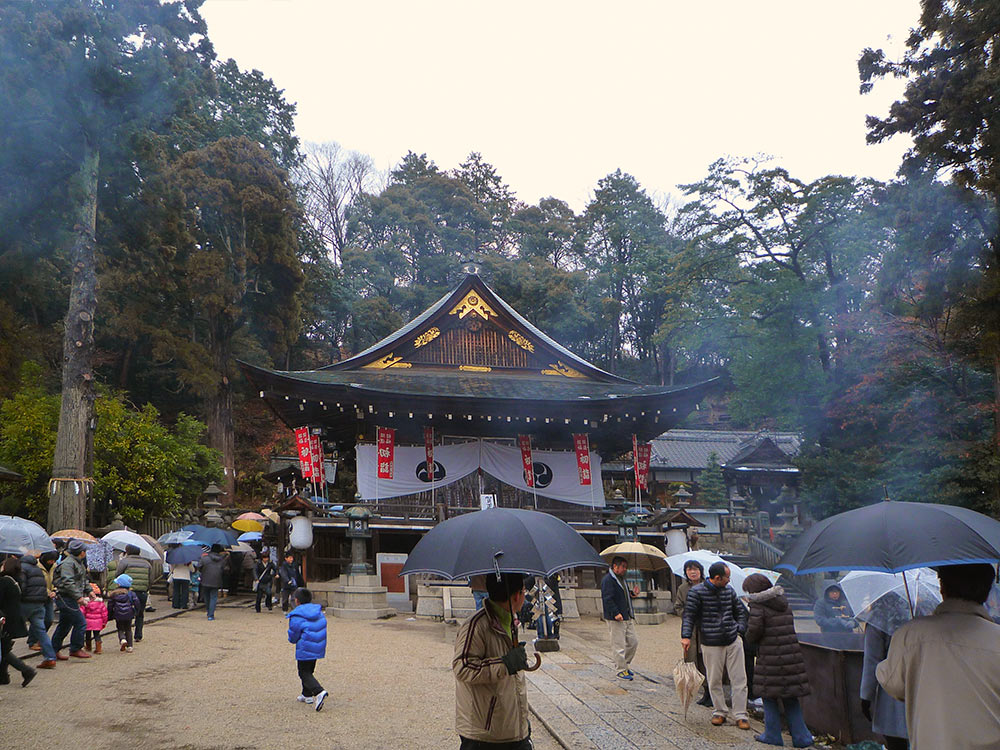 Hatsumode - Neujahr in Japan - Shōgatsu