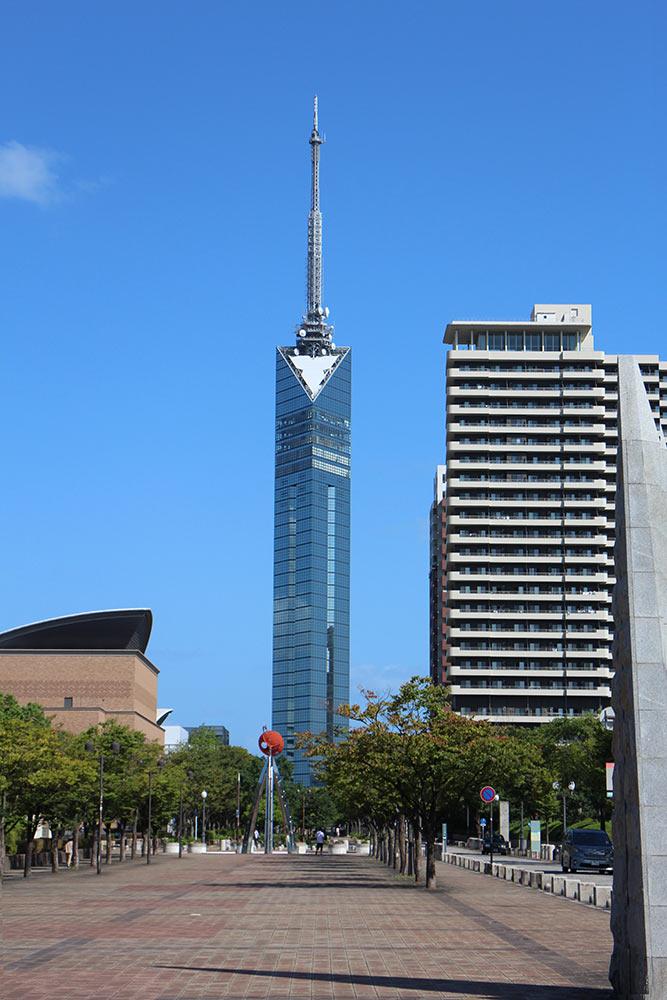 Fukuoka Tower - Japans höchster Küstenturm