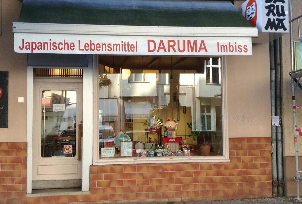 Daruma – Japanischer Imbiss und Lebensmittel