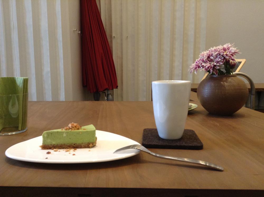 Macha Macha Cheesecake