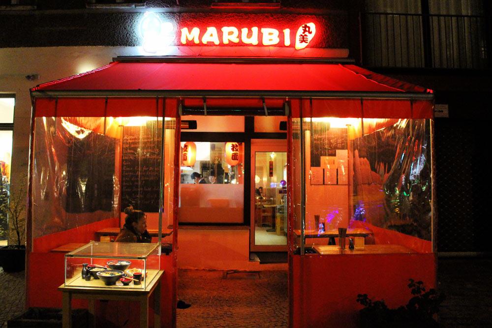 Marubi Ramen