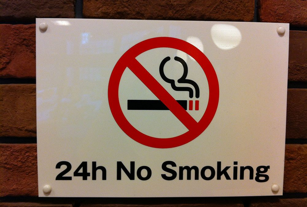 24 Hours No Smoking