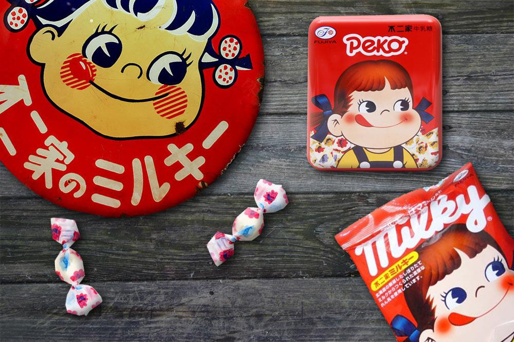 Peko-chan – ペコちゃん