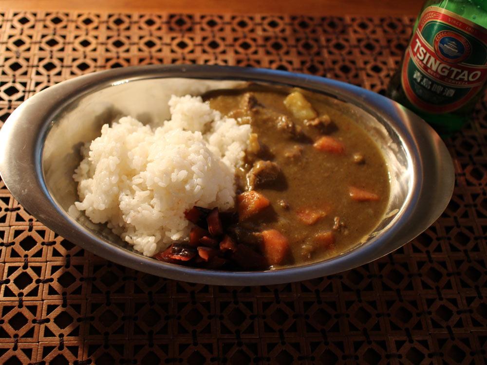 Hausgemachtes japanisches Curry - Homestyle Kare Raisu