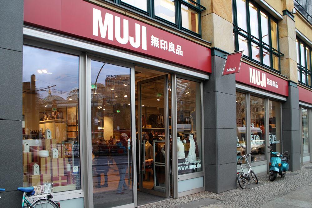 muji berlin hackescher markt mitte. Black Bedroom Furniture Sets. Home Design Ideas