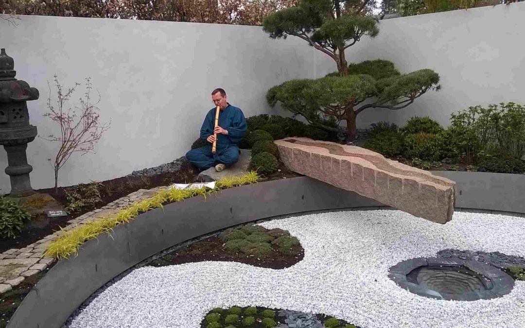 Japanische Gartenkultur in der Königlichen Gartenakademie vom 28. Februar bis 15. Mai 2015