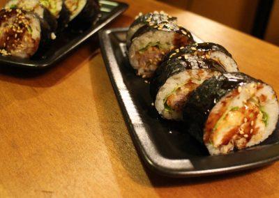 KATSU SUSHI – Sushi mal etwas anders