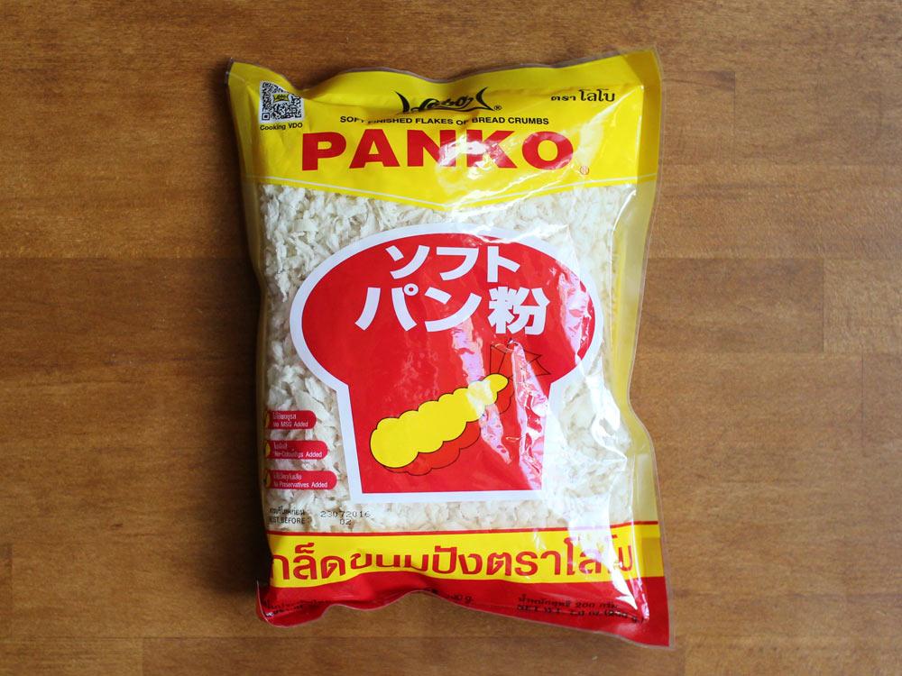 PANKO - パン粉 - Paniermehl