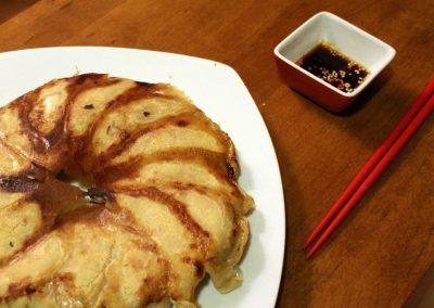 GYOZA – 餃子