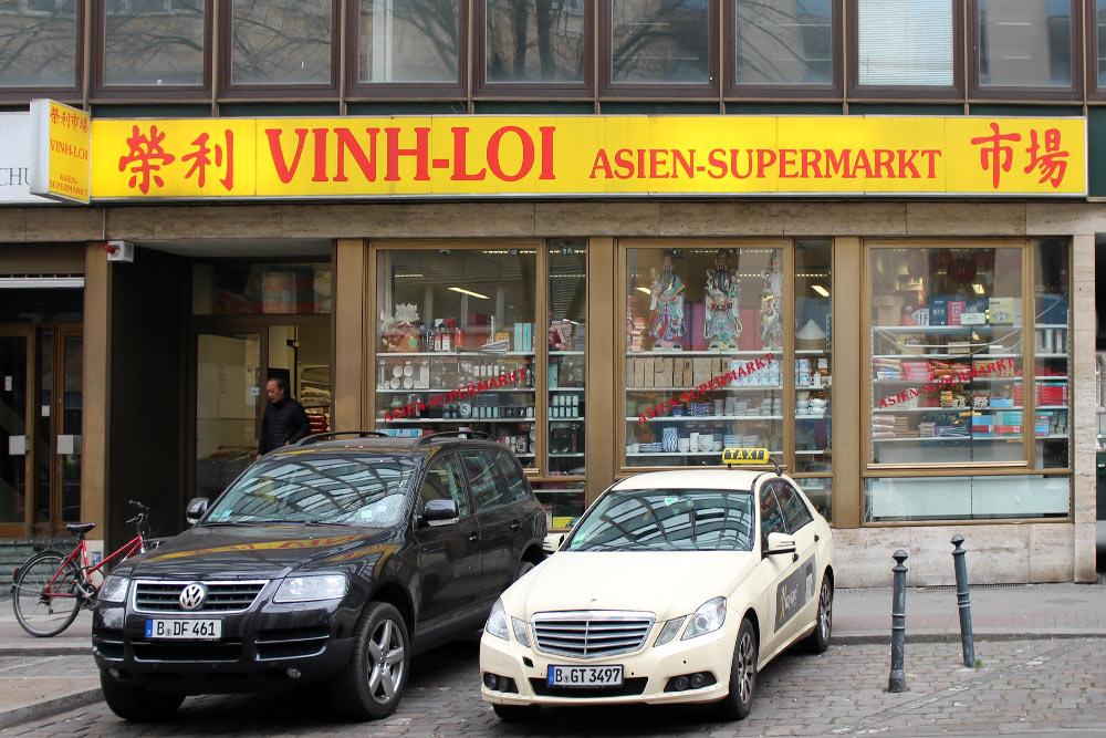 Vinh-Loi Asien Supermarkt
