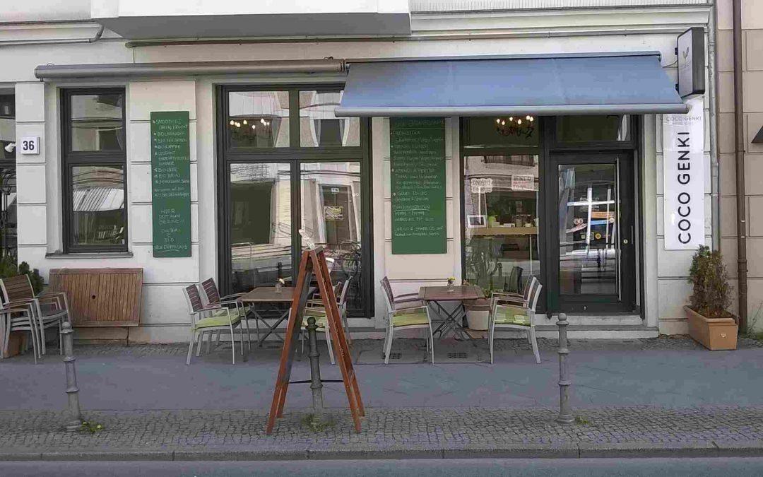 Coco Genki – Bistro Café – Mitte