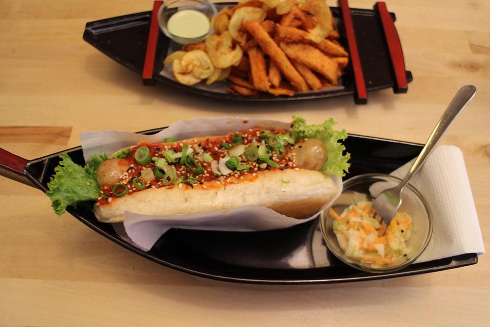 Oishii Hopt Dog - Hot'n'spicy