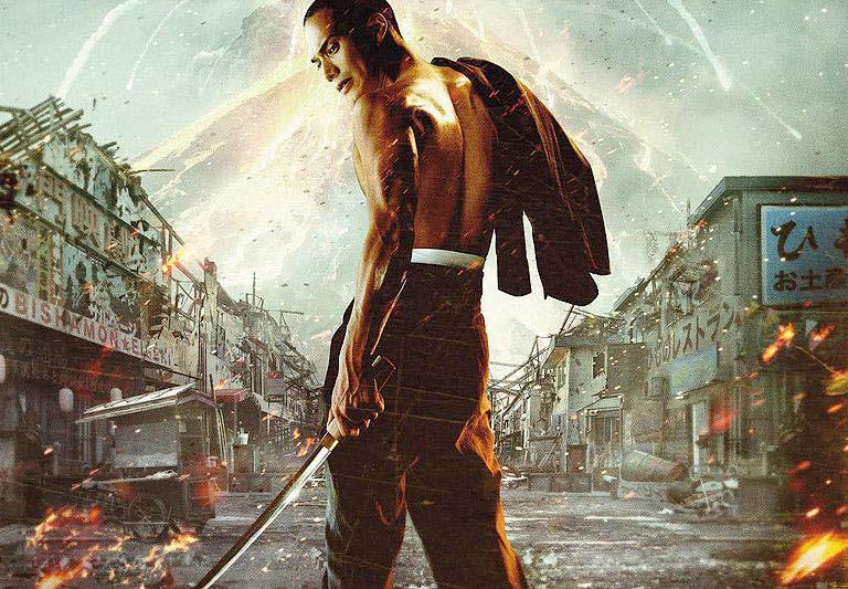 Japanische Filme auf dem Fantasy Filmfest 05.-16.08.2015