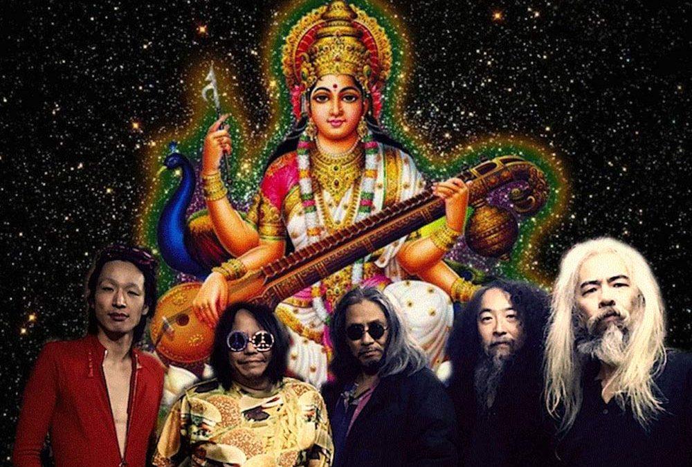 Acid Mothers Temple am 6.10.15 jetzt im SO36