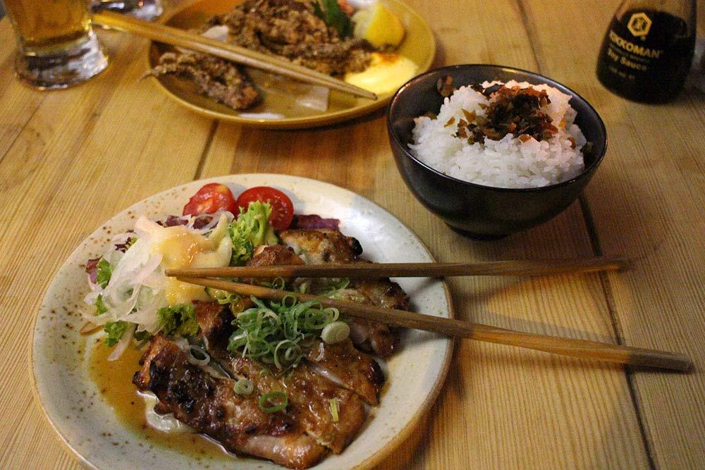 Hashi - Teriyaki Chicken