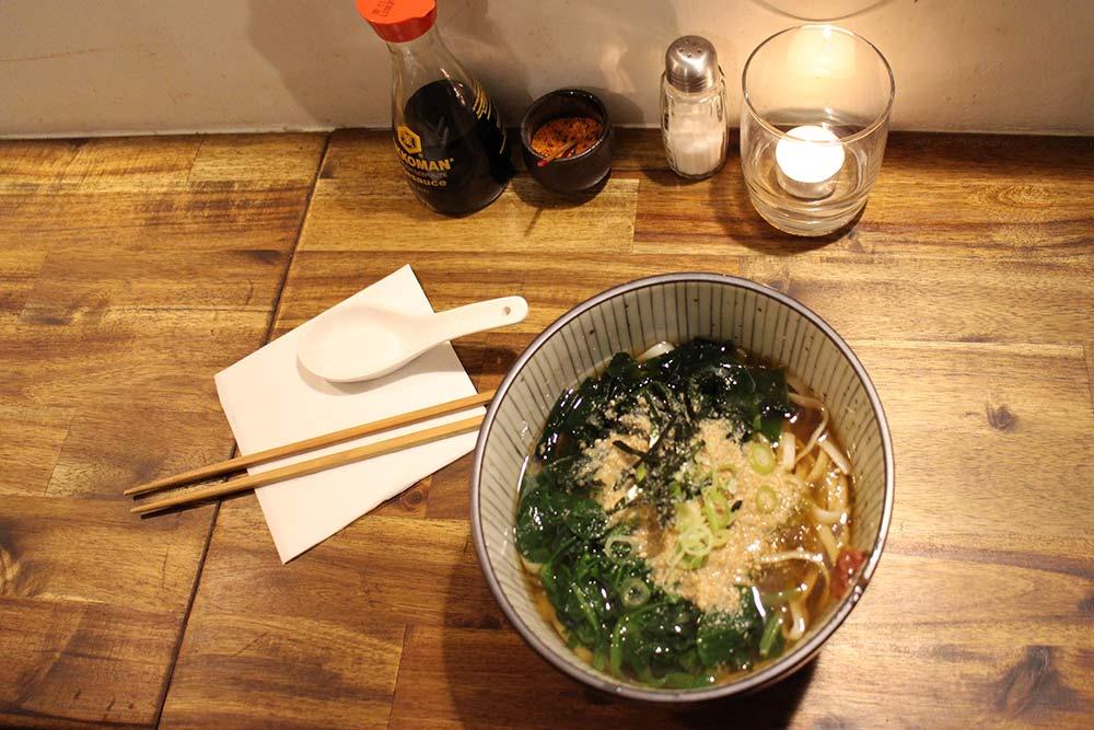 Heno Heno - Vegetarische Udon