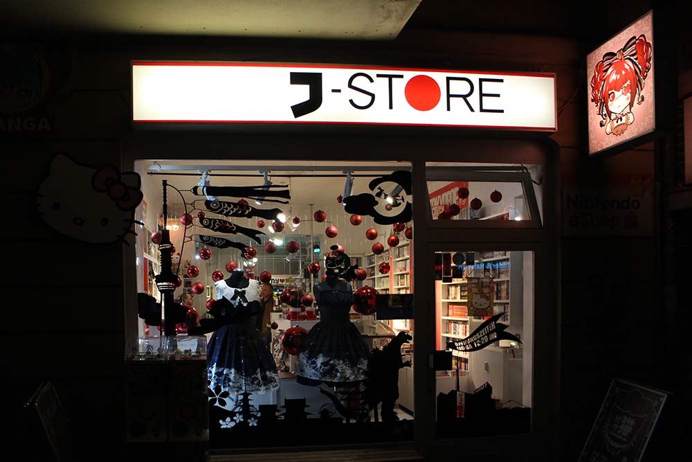 J-Store Mangas & More
