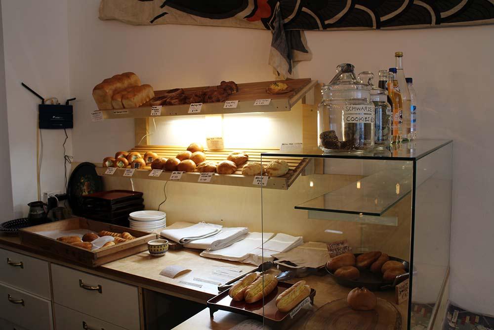 Kame japanische Bäckerei