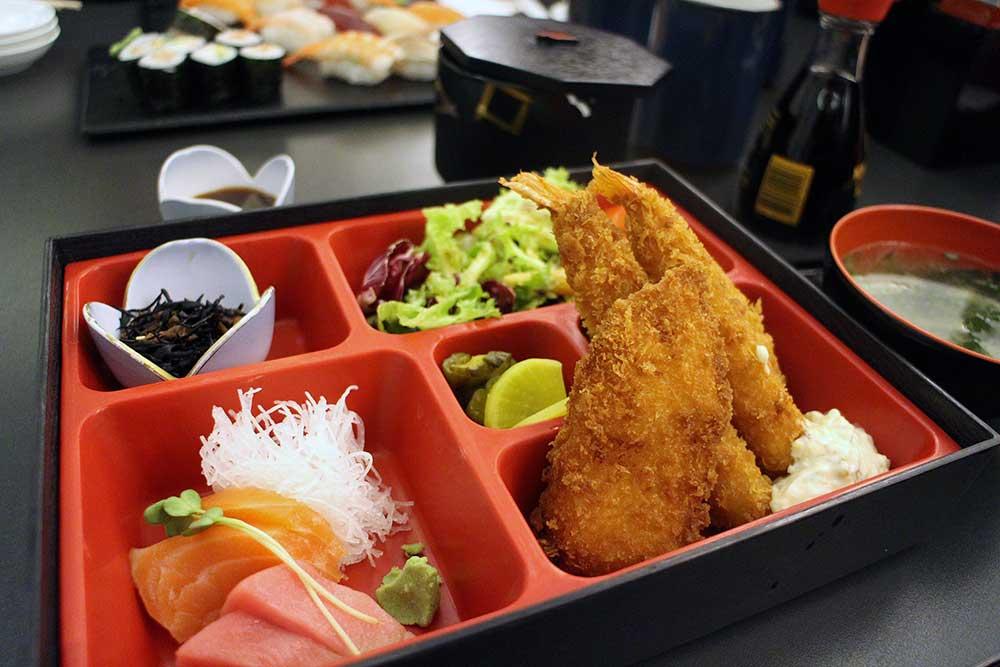 Ishin - Mixed Fry Setto