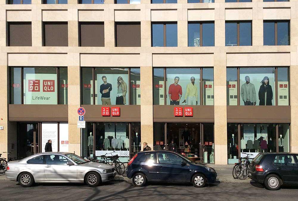 UNIQLO Store Berlin – Mitte