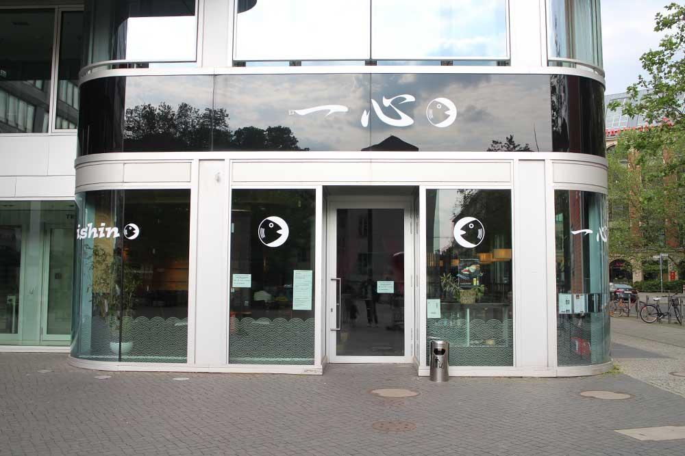 Sushi Restaurant Ishin – Mitte Litfass Platz