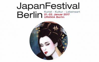 JapanFestival Berlin 2017 vom 21. bis 22. Januar – Urania