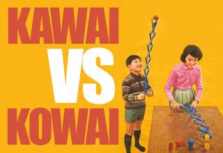 KAWAI VS KOWAI