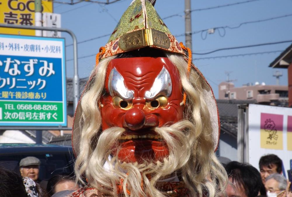 Honen Matsuri in Komaki