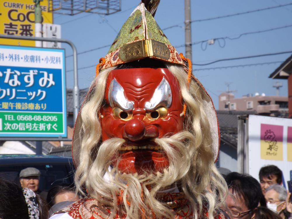 Honen Matsuri Tengu
