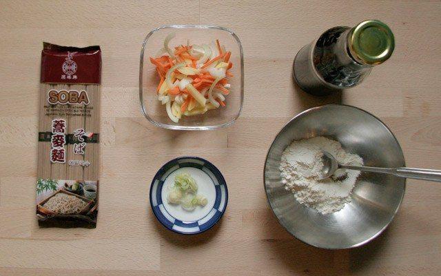 TOSHIKOSHI SOBA - 年越し蕎麦 - Der Weg ins neue Jahr