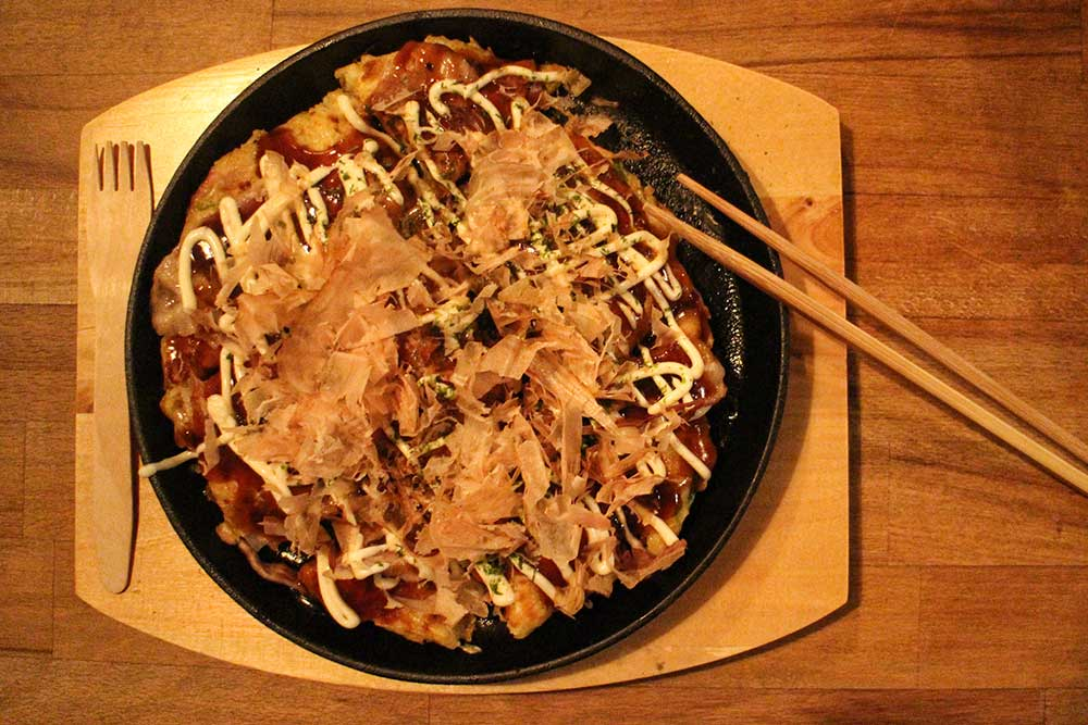Tsukushiya - Okonomiyaki
