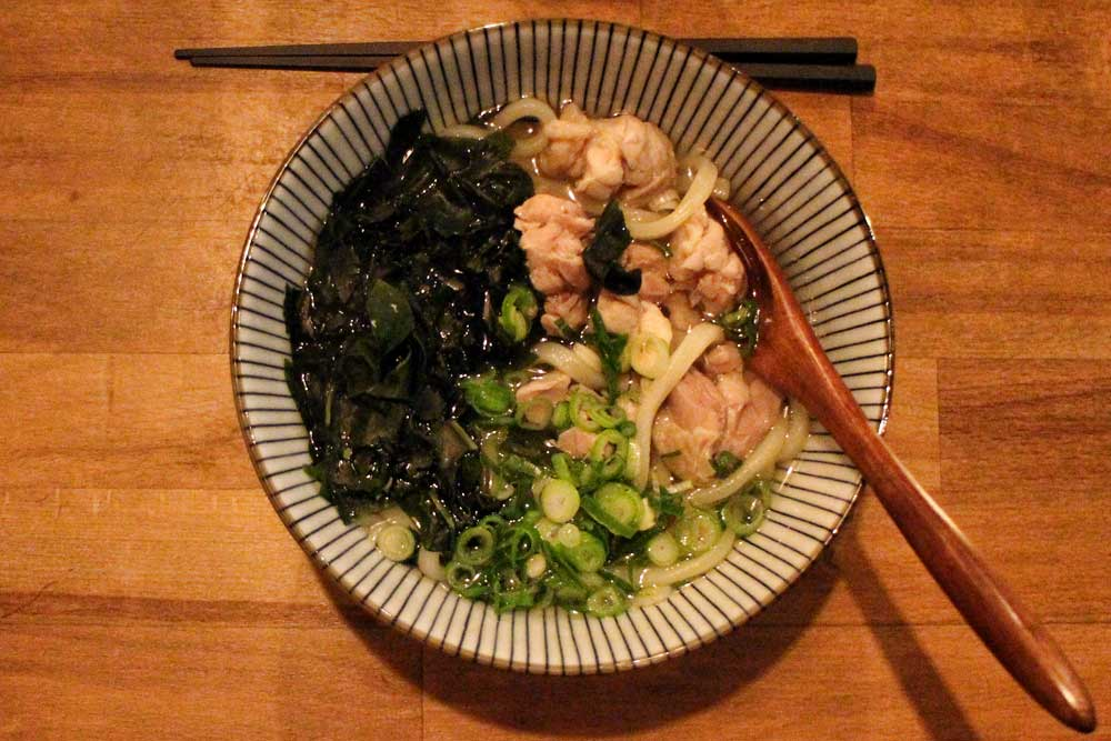 Tsukushiya - Tori Udon