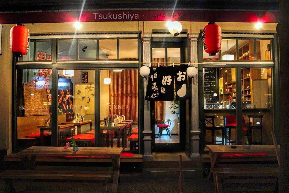 Tsukushiya – Japanisches Bistro