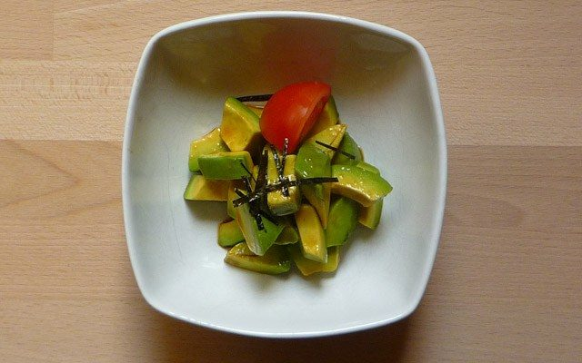 AVOCADO KOBACHI – Avocado mit japanischen Twist