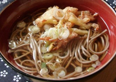 TOSHIKOSHI SOBA – 年越し蕎麦 – Der Weg ins neue Jahr