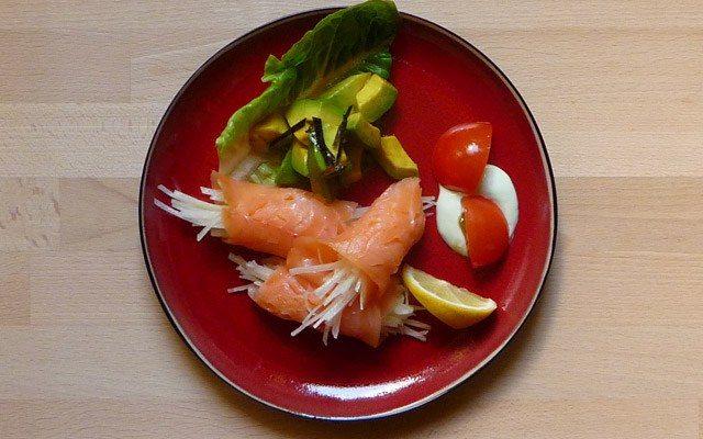 AVOCADO KOBACHI - Avocado mit japanischen Twist