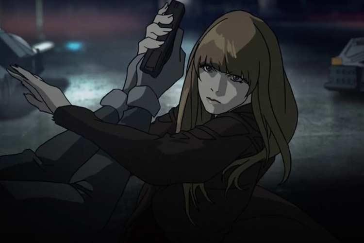 Shinichiro Watanabe's Blade Runner Blackout 2022