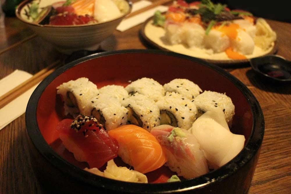 Omoni – Sushi Restaurant – Prenzlauer Berg