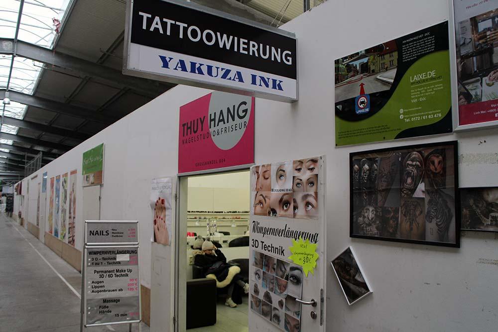 Don Xuan Center - Lichtenberg