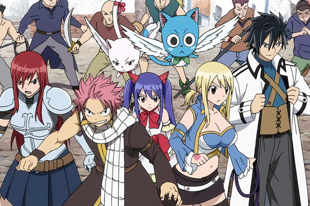 KAZE Anime Nights - Fairy Tail Movie 1 - Phoenix Priestess