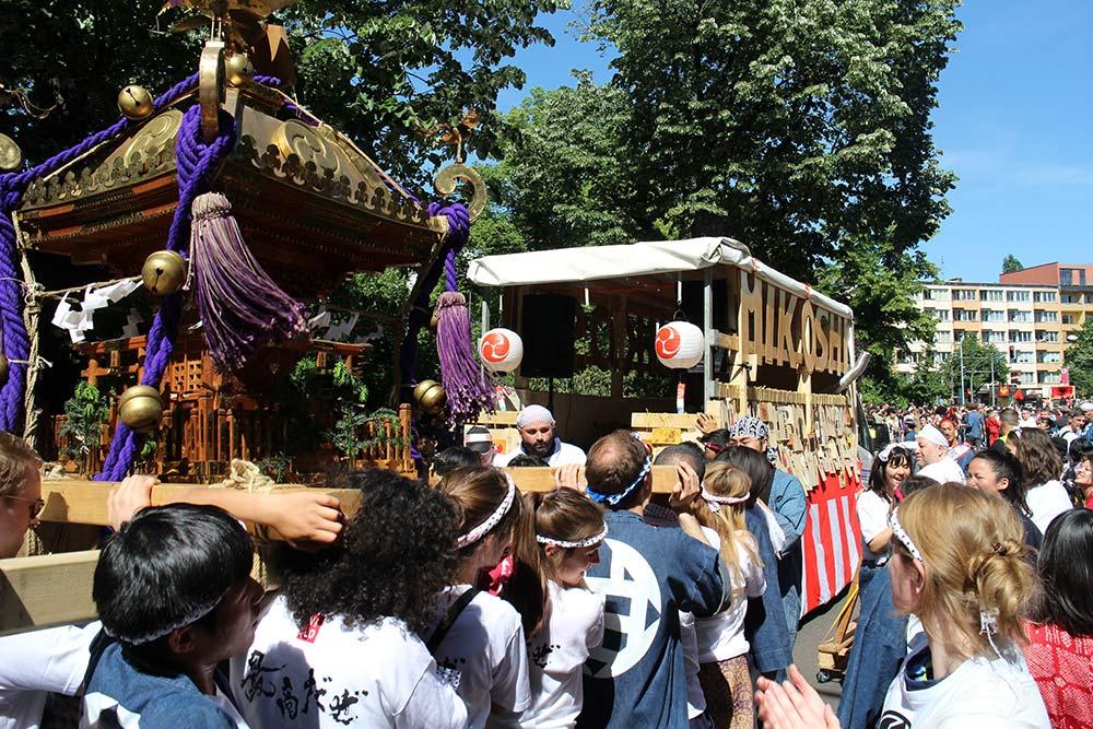 Kleine Nachlese zum Karneval der Kulturen 2018