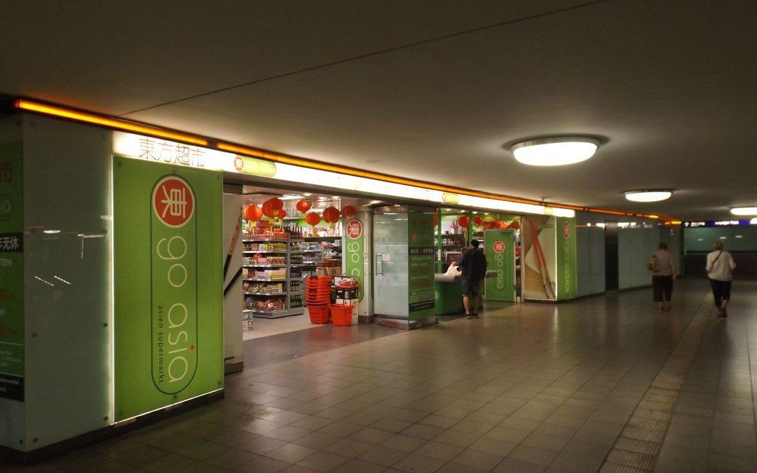 Go Asia Supermarkt – Potsdamer Platz