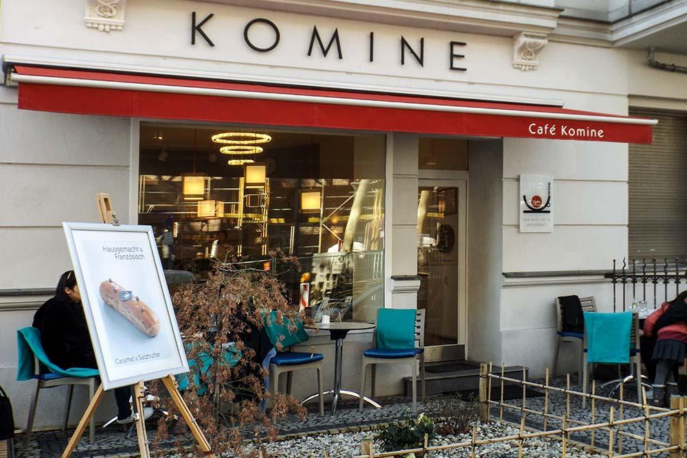 Café Komine – Schöneberg